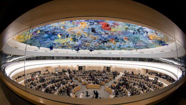 美国重返有争议的联合国人权理事会