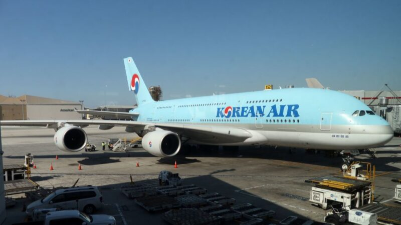 疫情影響全球81%勞工 大韓航空7成員工休假