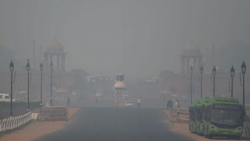 印度總統府清潔工兒媳染疫 125棟建築人員全遭隔離