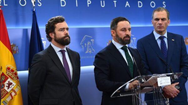 【免疫良方】西班牙反對黨領袖肺炎消失