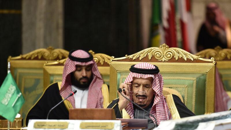 沙特王室150名成员染疫 国王及王储遭隔离