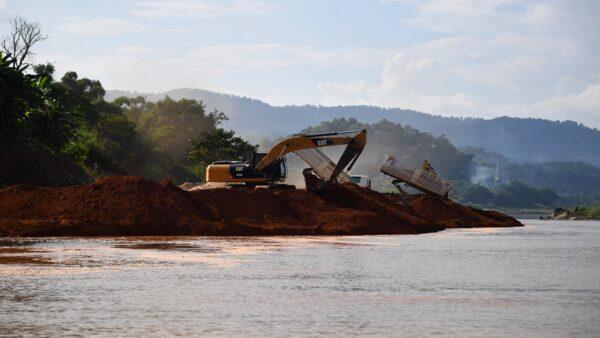 中共築壩攔水 重創湄公河下游5國