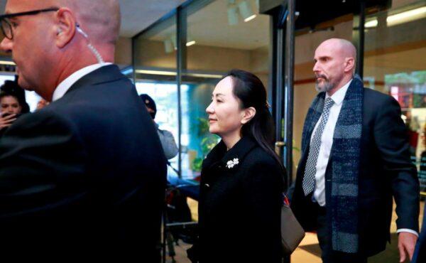 加國公布孟晚舟案判決:符合雙重犯罪