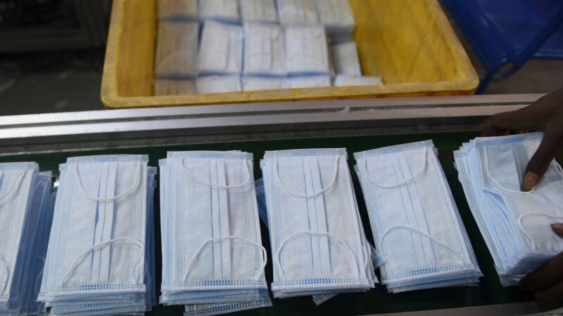 中國驚現「蒼蠅口罩」 大批量已銷往海外