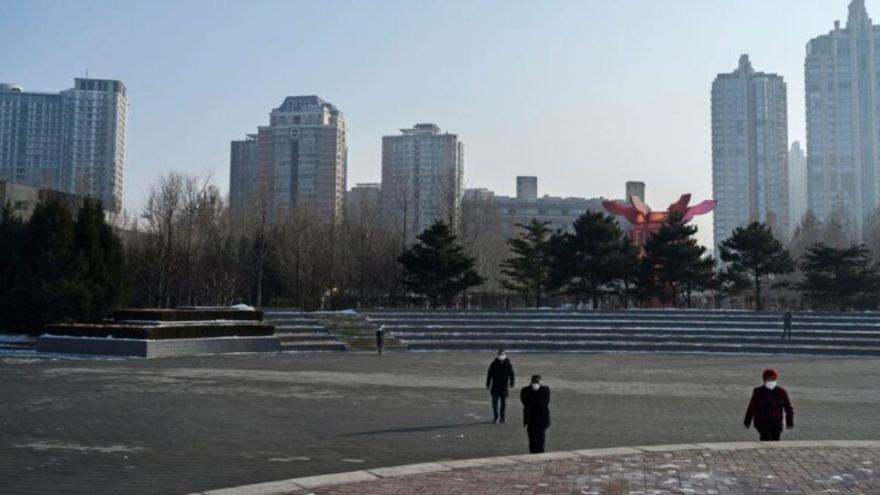 再現本土群聚感染 北京朝陽區被列入高風險區