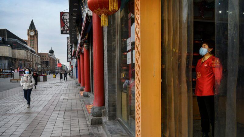 """一街25店铺求转让 疫情触发中国工厂""""瘟疫"""""""