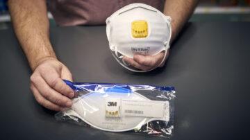 FBI没收近20万囤积口罩 发送前线医护