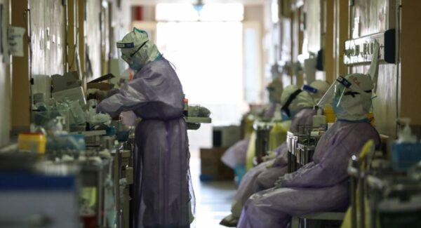 武漢上調死亡數字 不多不少恰好50%