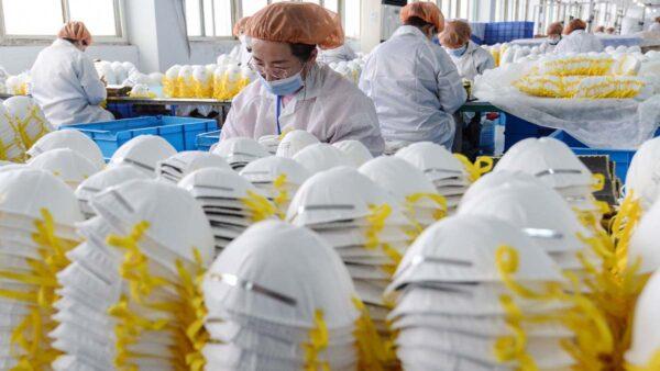 巴基斯坦主播怒斥受騙:中國援助口罩是內衣做的