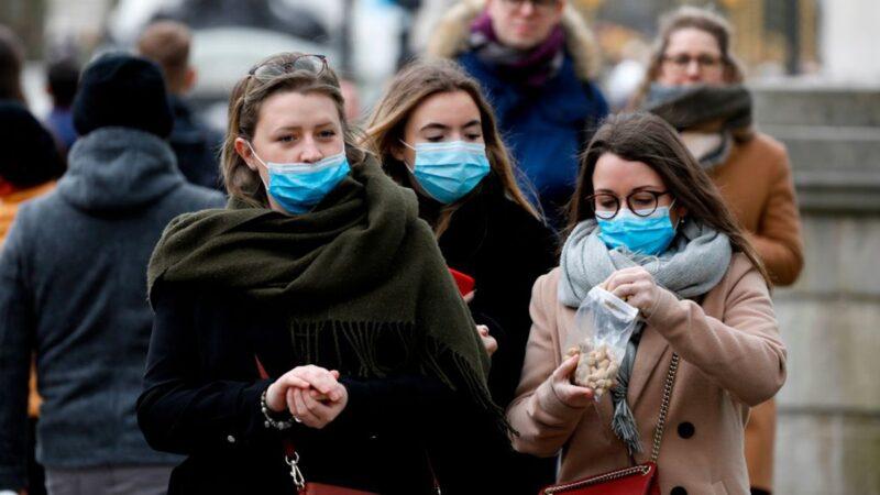 最新研究:普通医用口罩无法阻止中共病毒