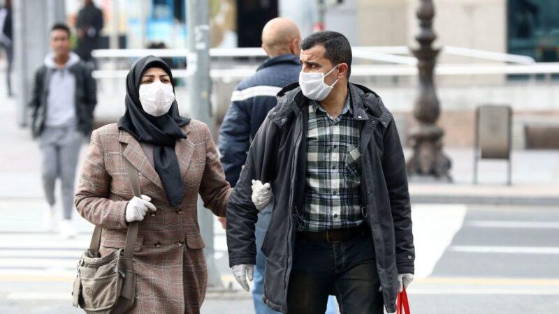 中共肺炎確診數後來居上 醫界:土耳其錯失防疫先機