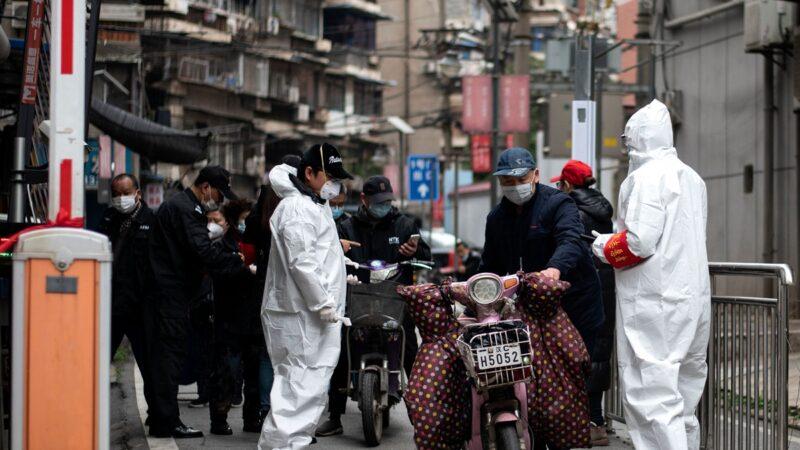 中國各地隔離點如「土匪綁票 」 收費驚人(視頻)