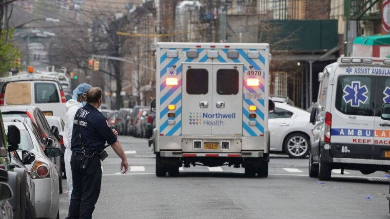 中共病毒致死者下降 紐約州長:言之過早