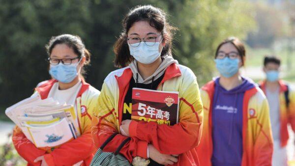 河南高中月内数百学生发烧 校方拒检测继续上课