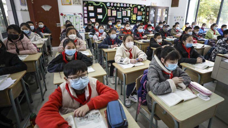 深圳下週開始復課 官方首曝師生大面積感染