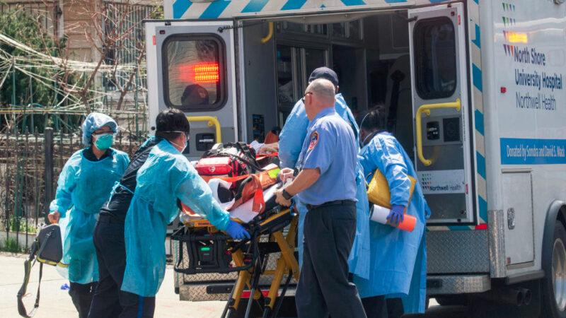 美國年輕人染疫死亡增加 醫學博士:存在不尋常規律