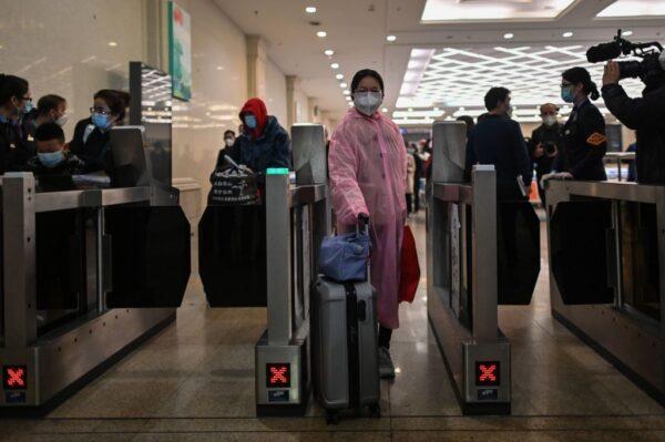 泰晤士報:中共隱瞞疫情 西方不可再視而不見