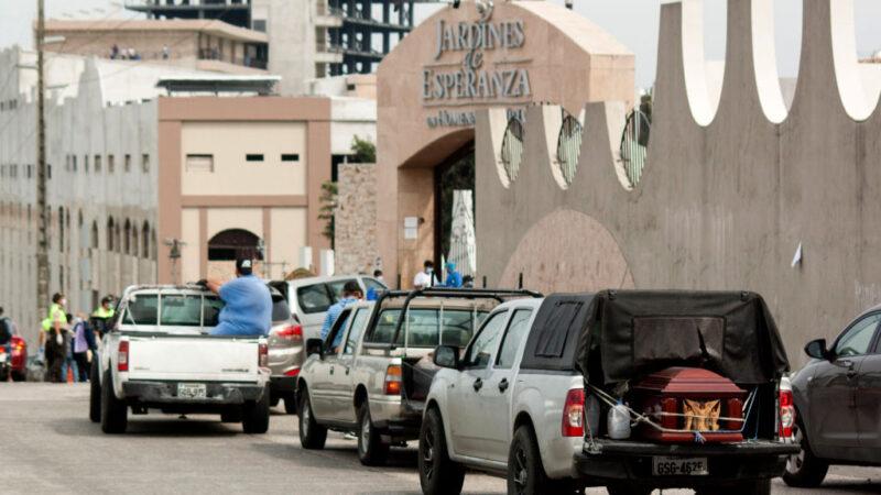 中共肺炎 厄瓜多尔首都沦为南美洲疫情震央