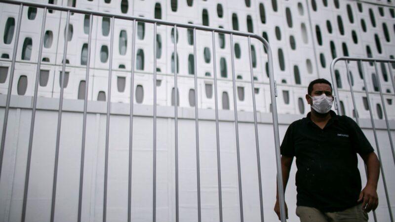 中国人盗窃医疗物资 巴西逮捕上海同乡会长