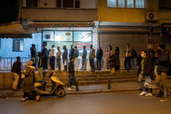 土耳其面包之乱 内政部长闪辞 总统不准