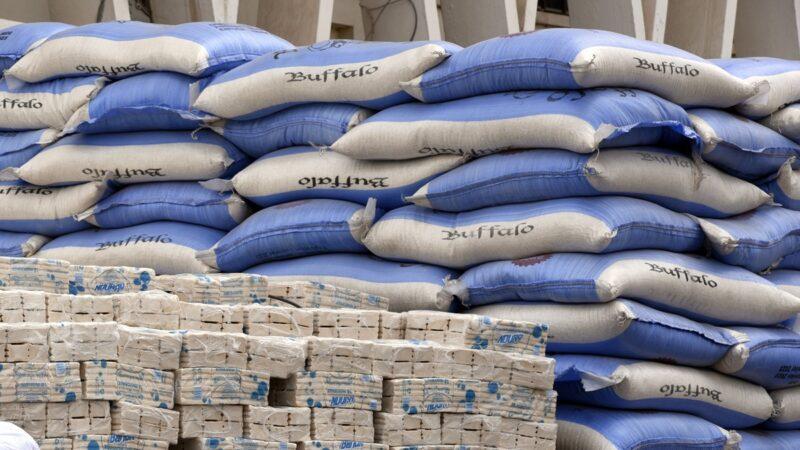 中共大肆抢购粮食 全球粮价飙涨创10年之最