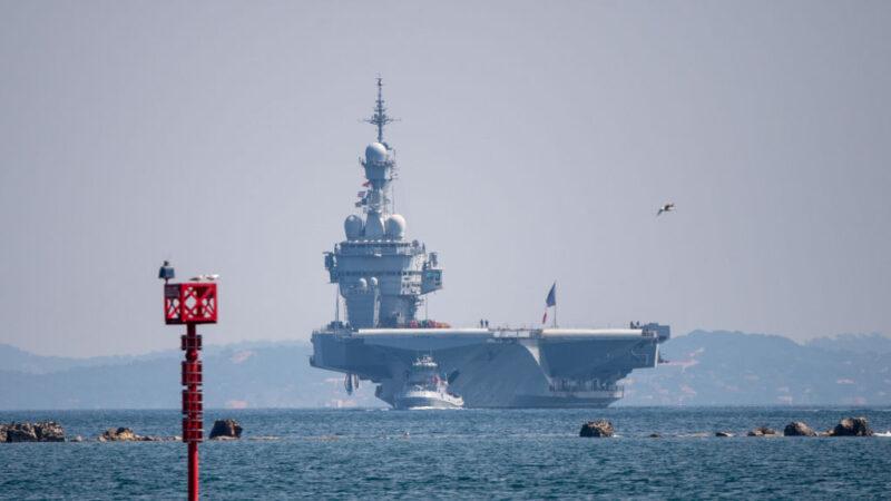 約940官兵確診中共肺炎 法國唯一航艦群如何淪陷?