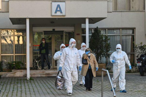 防疫纵囚 土耳其释放数万名受刑人