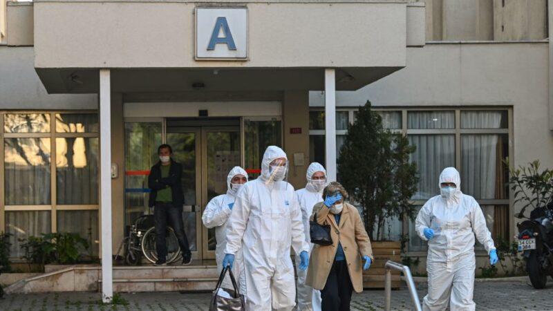 防疫縱囚 土耳其釋放數萬名受刑人