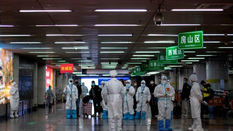 中共隱瞞砸自己腳 疫情不明令北京緊張
