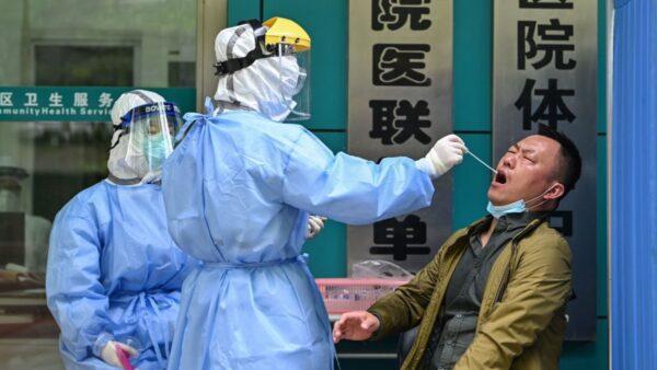 哈尔滨爆群聚感染传至辽宁 内蒙古紧急封境