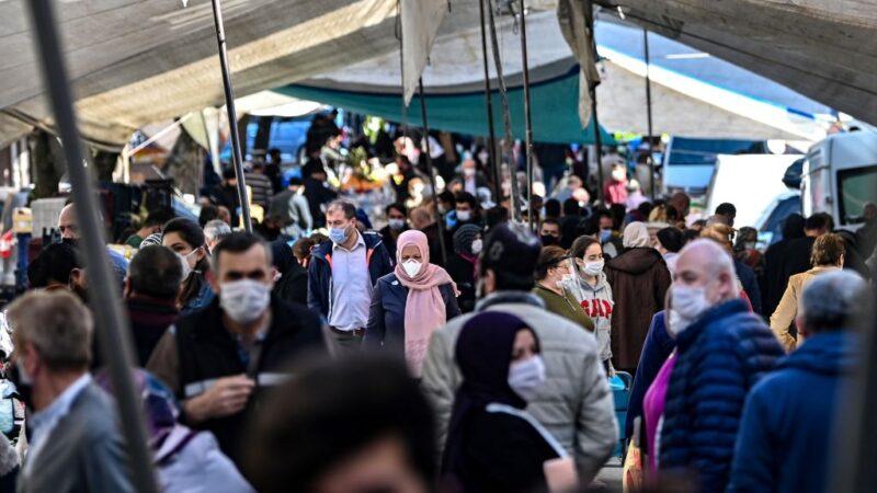 土耳其連10天超過4000病例 107歲阿嬤康復
