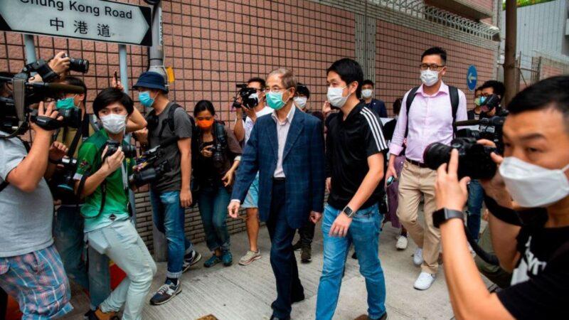 疫情惡化美中矛盾 中共渾水摸魚香港抓人