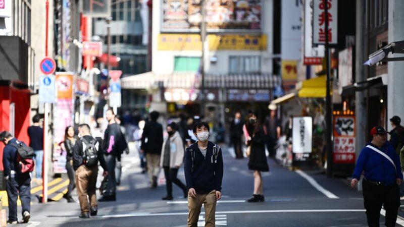 宅在家週 東京商店街見人潮 6萬人要到沖繩玩