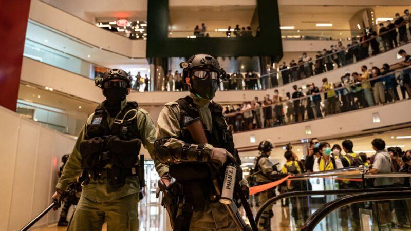 分析:香港警长被抓 中南海两股力量激烈较量