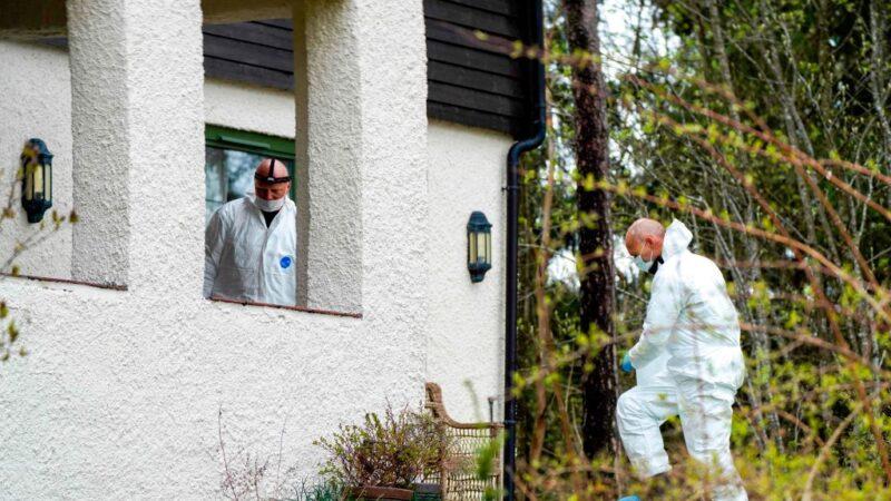 妻失踪案大逆转 挪威富豪疑涉谋杀罪被捕