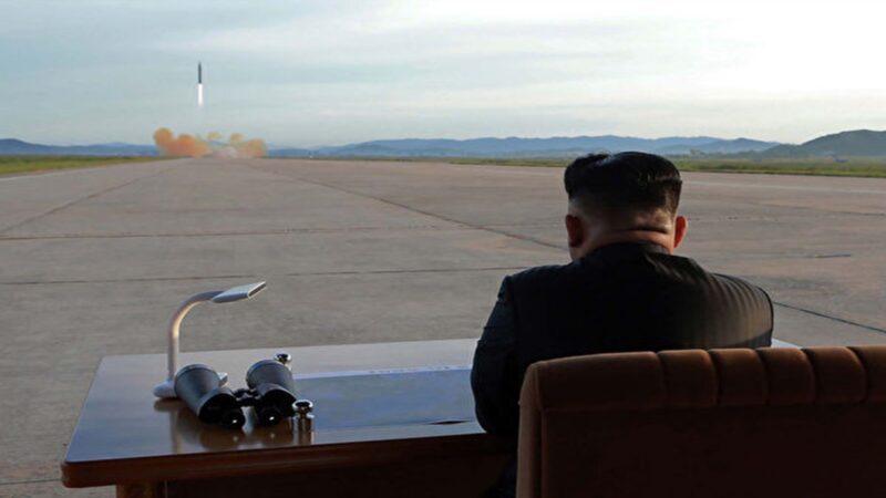 """金正恩""""命危""""新说法:发射导弹时出意外"""