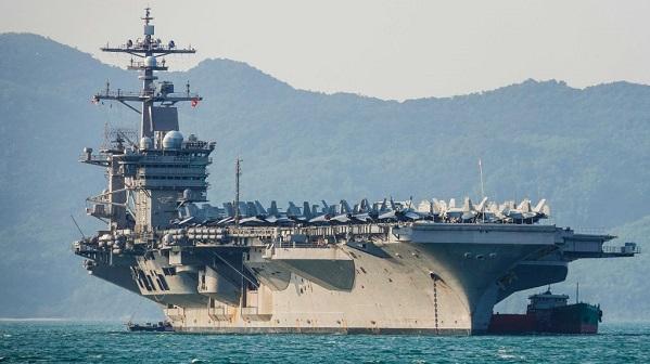 王赫:疫情中台海战略角力为何加剧?
