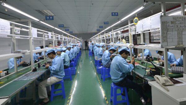 《福布斯》:中共主導全球化已過時 美公司注定離開中國