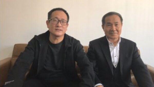 王全璋遞交申訴材料 天津高院出示接收單