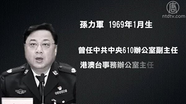 王友群:孙力军被抓捕的前因后果