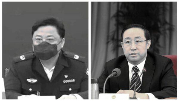周晓辉:孙力军移送司法后傅政华被查 是巧合?
