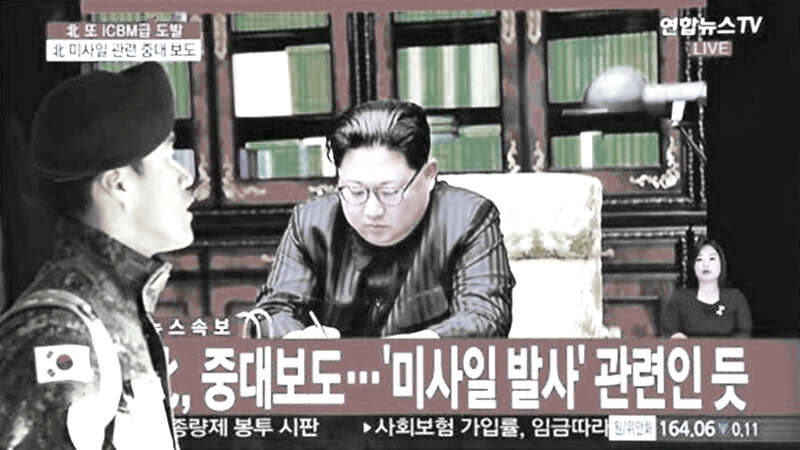 Tin tức về căn bệnh của Kim Jong-un đang lan khắp thế giới. (AFP qua Getty Images)