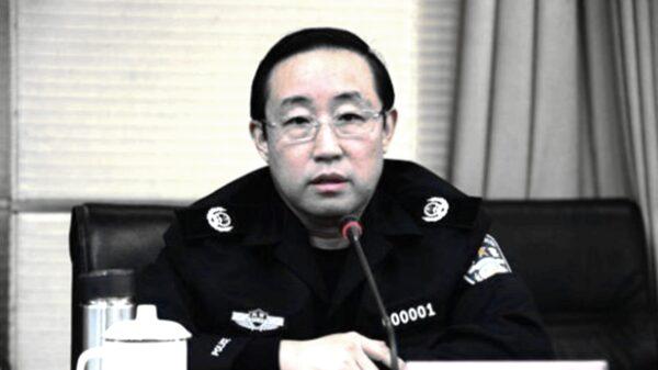 傅政華再失一職 傳已被中央警衛局帶走