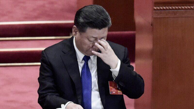 """网传习近平内部讲话:中共面临""""最危险结果"""""""