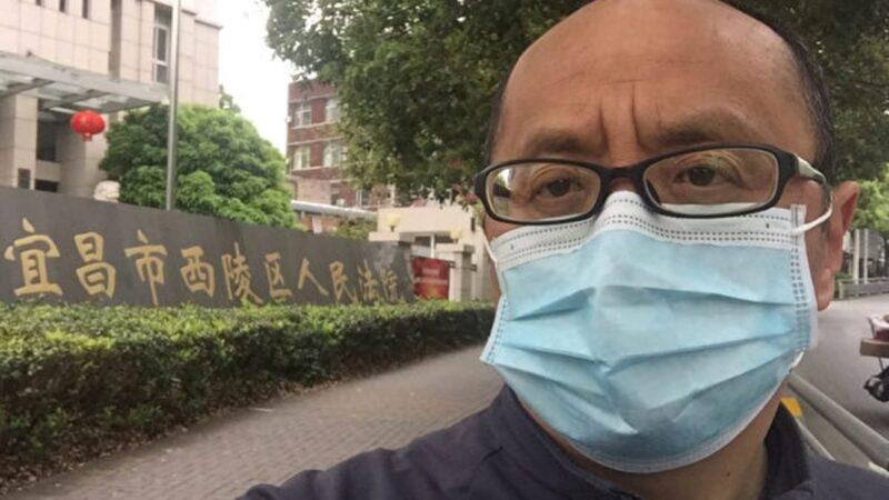 大陆第一人:公务员起诉湖北政府隐瞒疫情