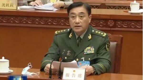政局不稳? 武警司令提修法不再受国务院管理