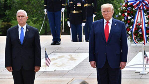 【重播】川普总统参加阵亡将士纪念日仪式
