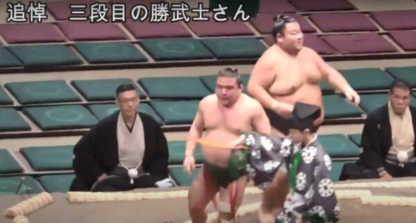 职业选手首例 日本大相扑力士染疫死亡
