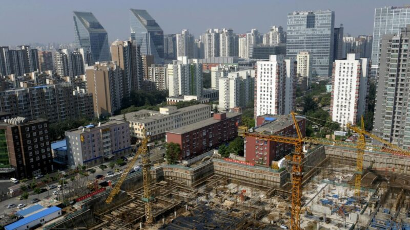 中國起草房地產稅法 太缺錢了?