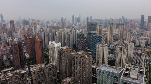 國企在樓市作亂 中國房地產業現國進民退
